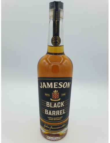 JAMESON BLACK BARREL 40°