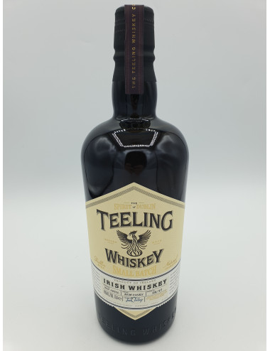 WHISKEY TEELING SMALL BATCH BLENDED  46°