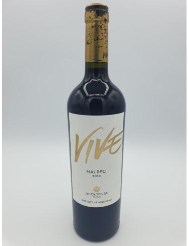 /MENDOZA ALTA VISTA CLASSIC 100% Malbec  ( ARGENTINE )
