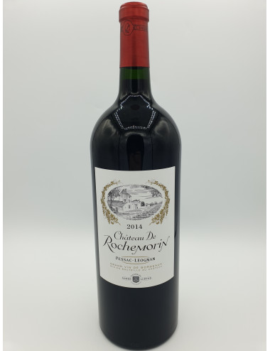 DOUBLE MAGNUMS 300CL PESSAC ROCHEMORIN 2011
