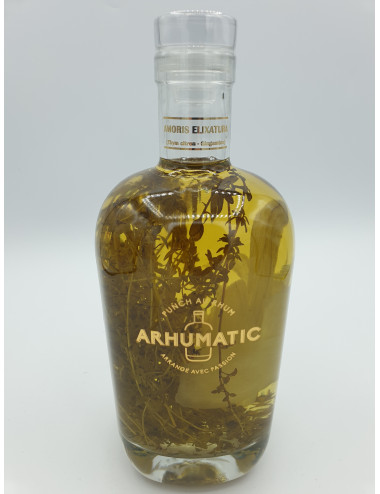 ARHUMATIC THYM CITRON GINGEMBRE 70CL 28°