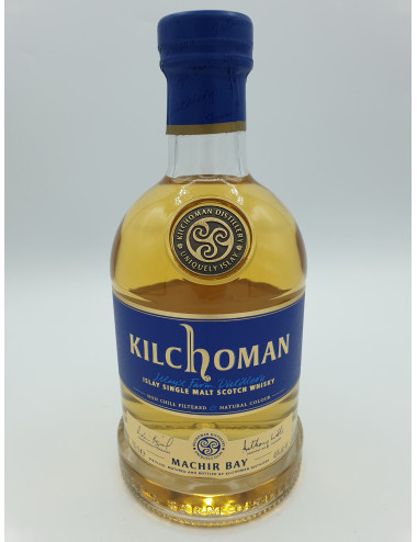 KILCHOMAN MACHIR BAY 46°