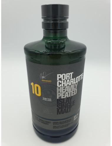 PORT CHARLOTTE 10 ANS 50°