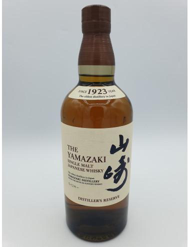 YAMAZAKI DIST RESERVE WHISKY 43°
