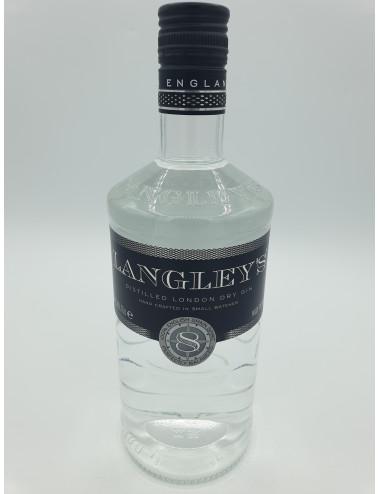 GIN LANGLEY'S N°8  41.7°