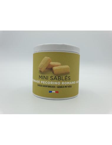 MINI TUBE SABLES FROMAGE PECORINO 35G GOULIBEUR