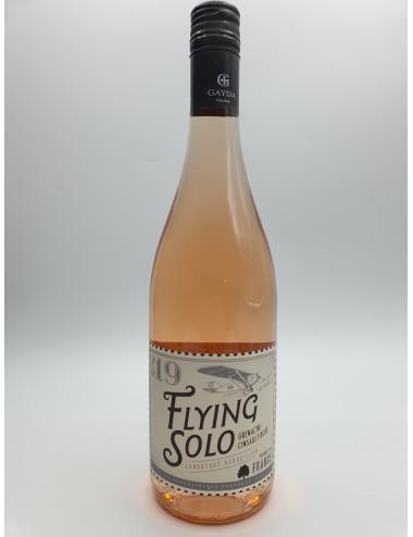 IGP D OC ROSE FLYING SOLO...