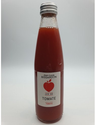 JUS TOMATE ROUGE  JEAN...