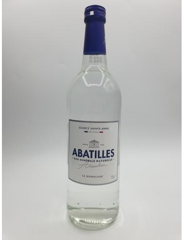 EAU ABATILLES 0.75CL...