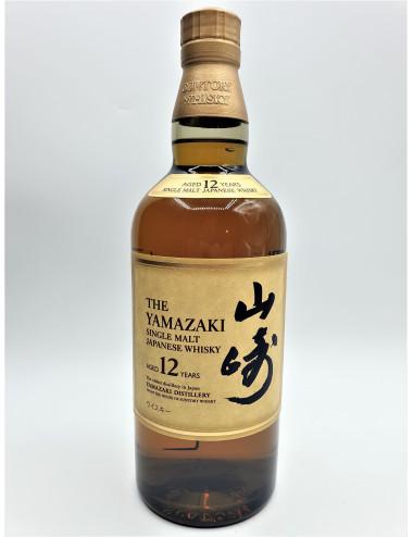 YAMAZAKI 12 ANS WHISKY 43°