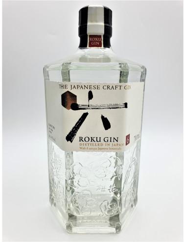 GIN ROKU JAPANESE 43° 70CL