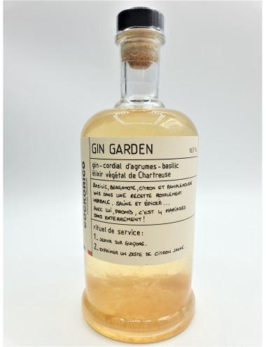 COCKORICO GIN GARDEN gin...