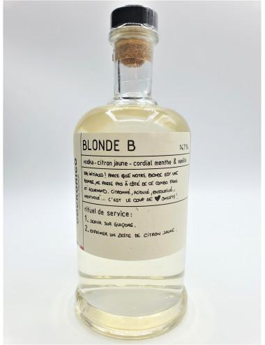 COCKORICO BLONDE B vodka...