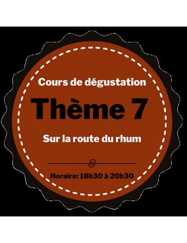 Thème 7 : Sur la route du Rhum