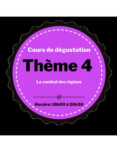 Thème 4 : Combat des régions