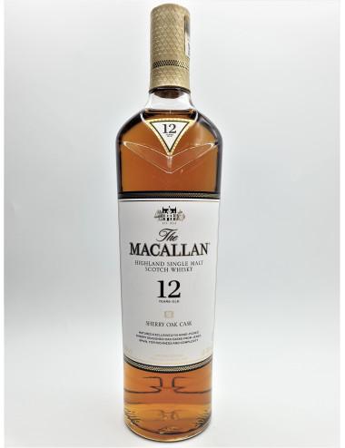MACALLAN 12 ANS SHERRY CASK...